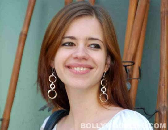 Did Kalki Koechlin fill in for Vidya Balan?