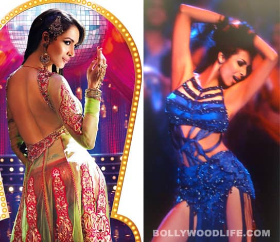 Malaika Arora Khan: From Munni to Anarkali!