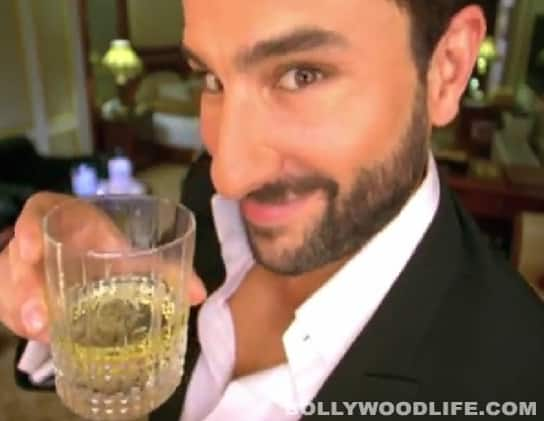 Is Saif Ali Khan's 'pungi' dance 'inspired'?