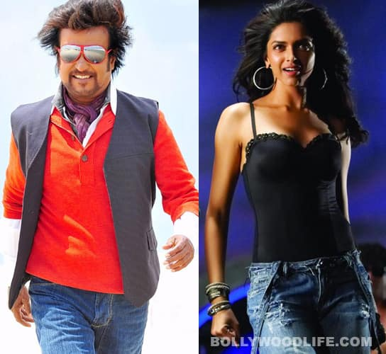 Will Rajinikanth and Deepika make a successful pair in 'Kochadaiyaan' and 'Rana'?