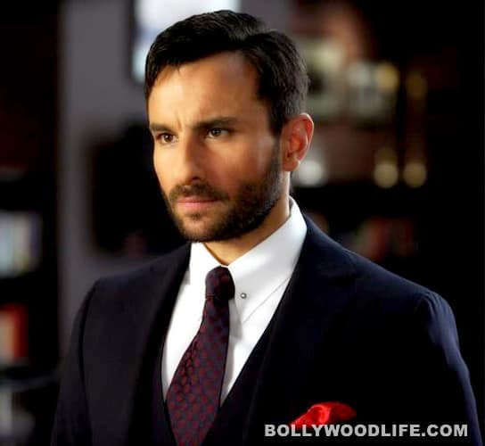 Sriram Raghavan: I don't think anybody other than Saif Ali Khan can play 'Agent Vinod'