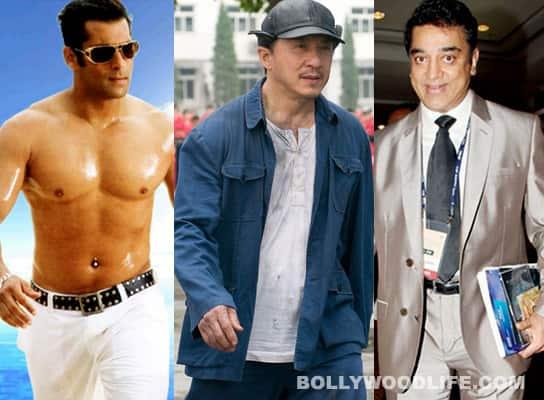Salman Khan, Jackie Chan, Kamal Haasan in epicfilm?