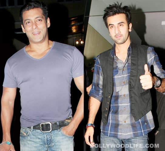 Salman Khan invites Ranbir Kapoor to lunch