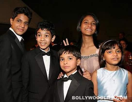 'Slumdog Millionaire' child stars in Anthony Hopkins' film