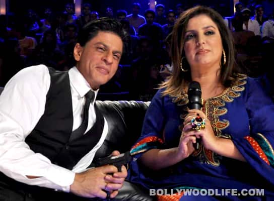 Shahrukh Khan: All fine with Farah Khan now?