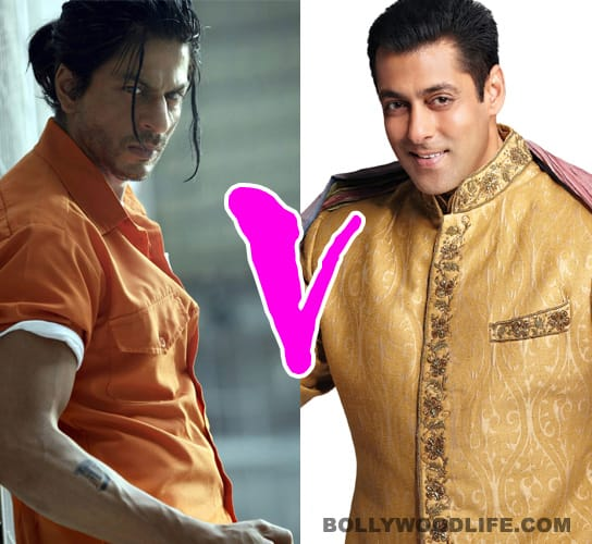 Shahrukh Khan or Salman Khan: Who is better at being bad?