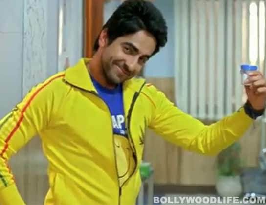 VICKY DONOR theatrical trailer: Ayushmann Khurrana, Annu Kapoor are a riot
