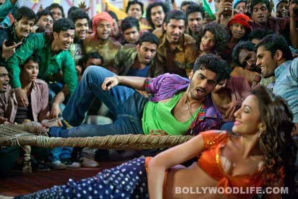 Arjun Kapoor's roaring manhood!