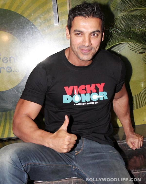 Should John Abraham stick to producing?