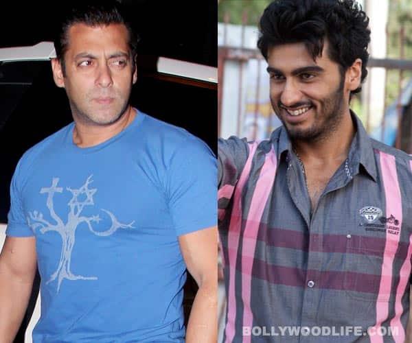 Salman Khan tweets about Arjun Kapoor