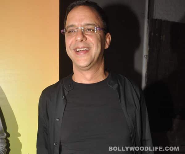 Vidhu Vinod Chopra is a very proud man