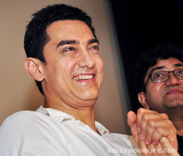 Aamir Khan telling lies? No, really!