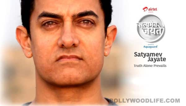 Aamir Khan's TV show: Will you watch 'Satyamev Jayate' on a Sunday morning?