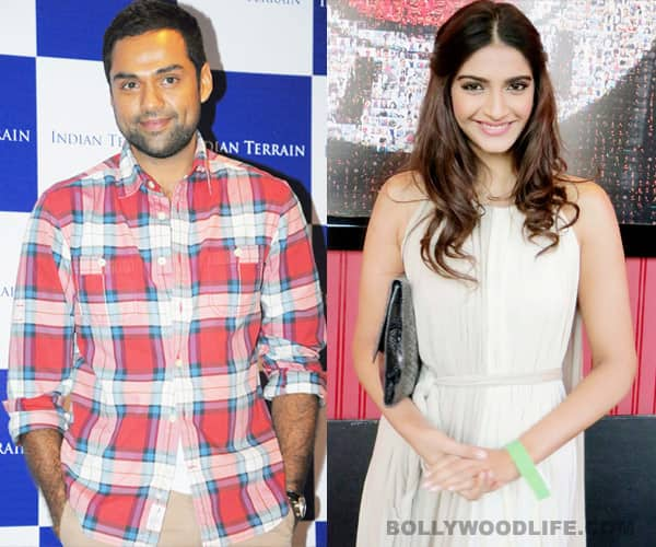 Abhay Deol and Sonam Kapoor call a truce