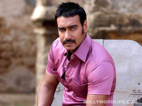 Ajay Devgn disappoints the media