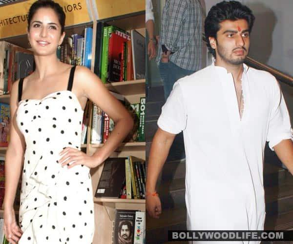 Katrina Kaif is always there for Arjun Kapoor