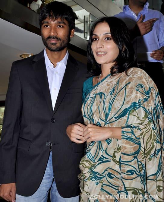 dhanush aishwarya love story - photo #2