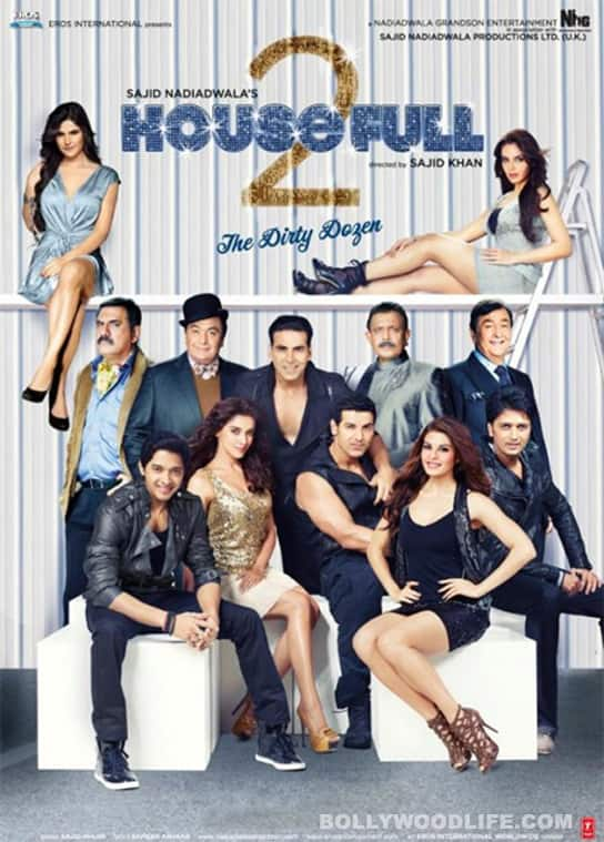 HOUSEFULL 2: All you need to know about the movie