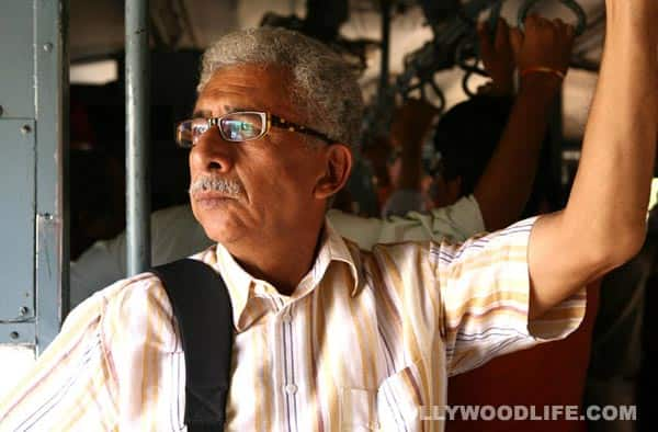 Naseeruddin Shah escapes from Pakistan!