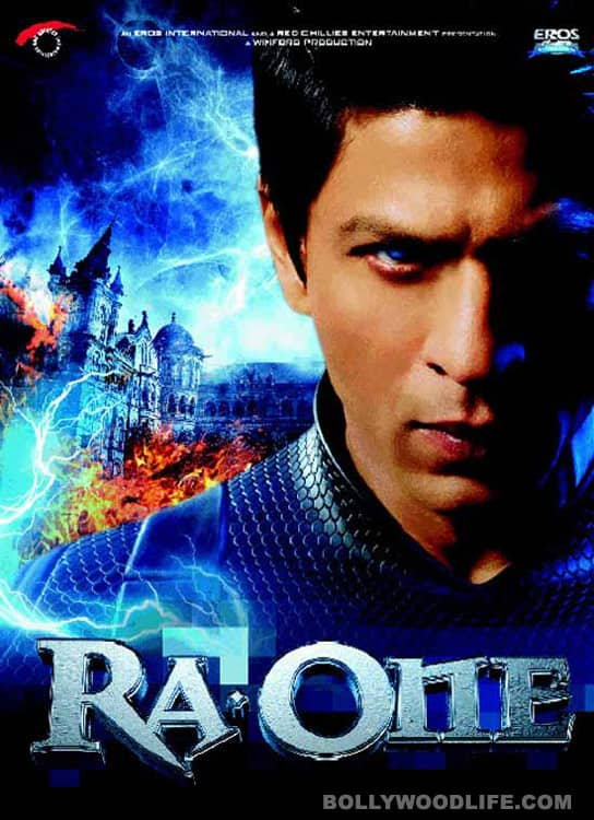 Shahrukh Khan's 'RA.One' named Worst Film at Golden Kela Awards