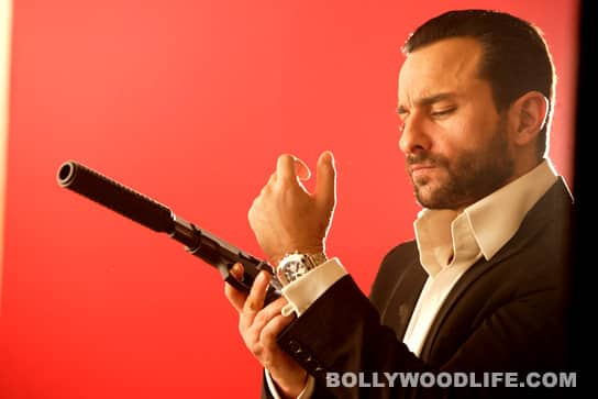 'Agent Vinod' in trouble for plagiarising