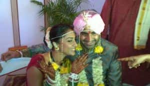 Shveta Salve married!