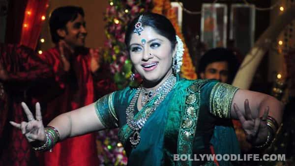 Sudha Chandran will dance to 'Naache Mayuri' in 'Jhilmil Sitaaron Ka AanganHoga'