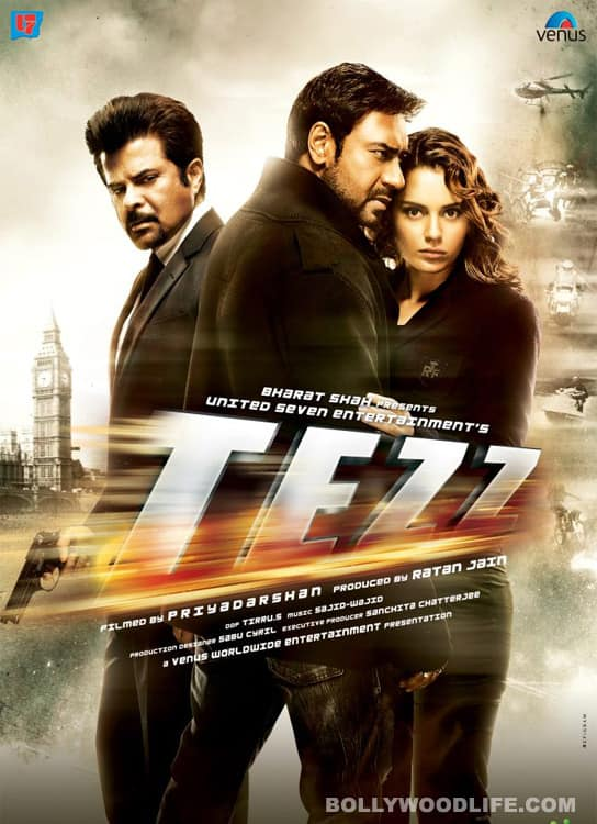 TEZZ movie review: High on drama but low on thrills!