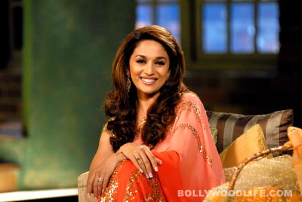 Madhuri Dixit ticks off minister and activist
