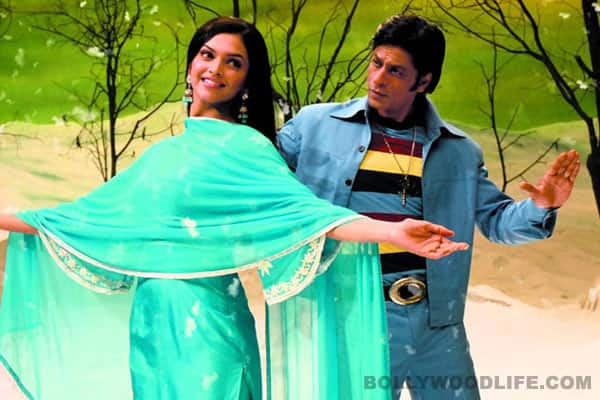 Shahrukh Khan-Deepika Padukone to pair up for 'Chennai Express'?