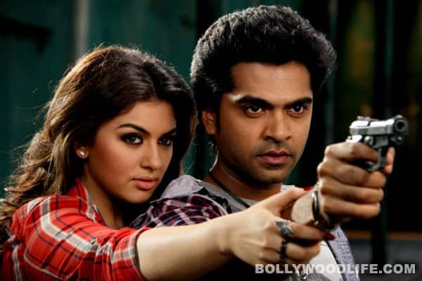 Simbu and Hansika come together again in 'Vaalu'