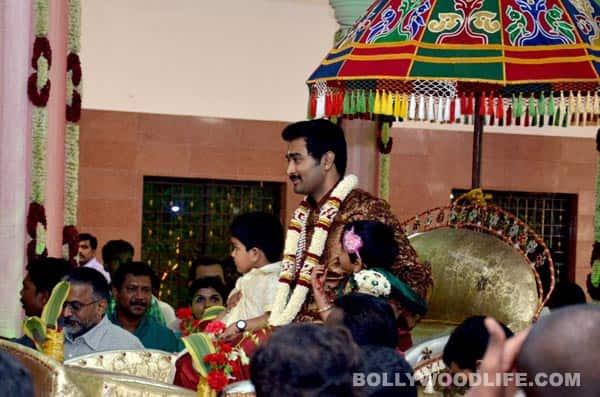 Sneha And Prasannas Grand Wedding Reception At Sri Varu