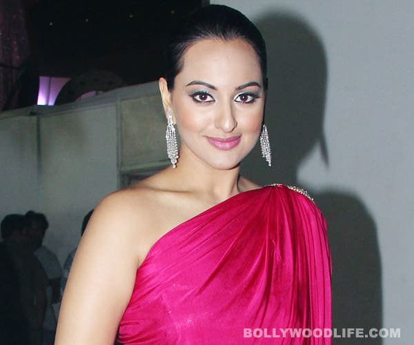 Sonakshi Sinha's forehead causes 'big' sensation