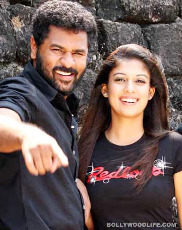 Nayanthara: I've still got PrabhuDeva