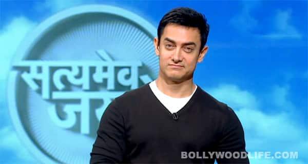 SATYAMEV JAYATE: Aamir Khan meets Rajasthan's Chief Minister AshokGehlot