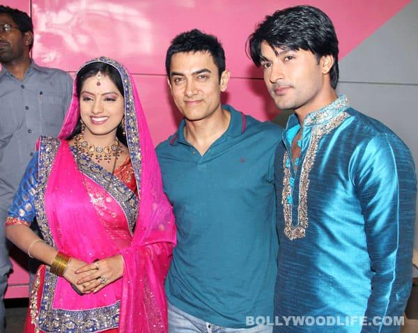Aamir Khan guest stars on 'Diya Aur Baati Hum'