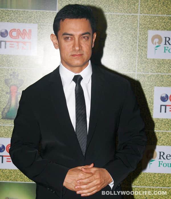 Aamir Khan misses Dadasaheb Phalke Academy Awards to promote 'Satyamev Jayate'?