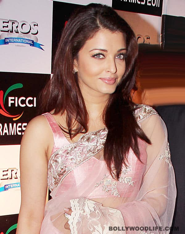 Who is Aishwarya Rai's stylist for Cannes 2012?