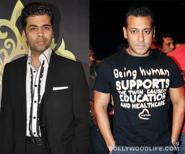 Will Salman Khan attend Karan Johar's birthday bash?