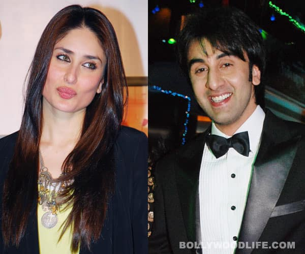 Kareena Kapoor and Ranbir Kapoor pair up for a movie ...