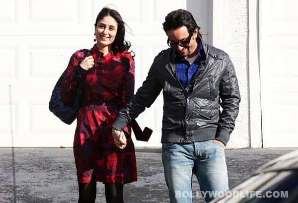 Saif Ali Khan and Kareena Kapoor to get married on October 16?