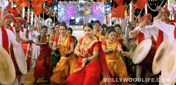 'Mala jau de' song from 'Ferrari Ki Sawaari': Vidya Balan's Lavani is sparkling and colourful!