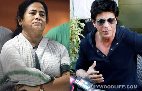 Mamata Banerjee defends Shahrukh Khan on the Wankhede fiasco
