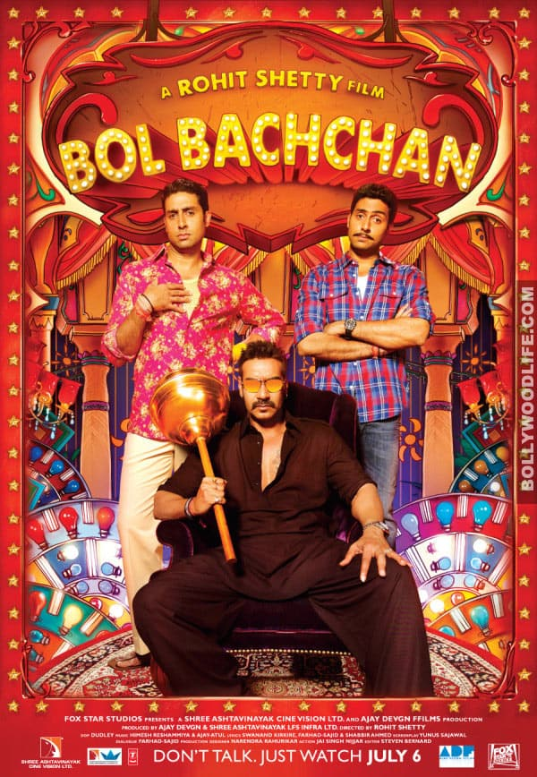 'Bol Bachchan' first promo to be showcased today