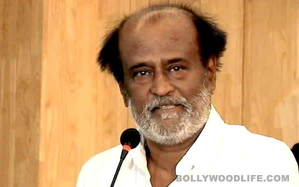 Superstar Rajinikanth meets special kids in Chennai