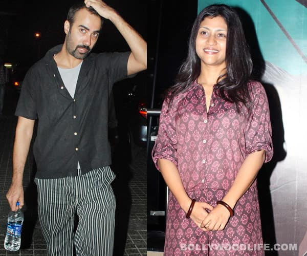 Ranvir Shorey and Konkana Sen Sharma: what's wrong?