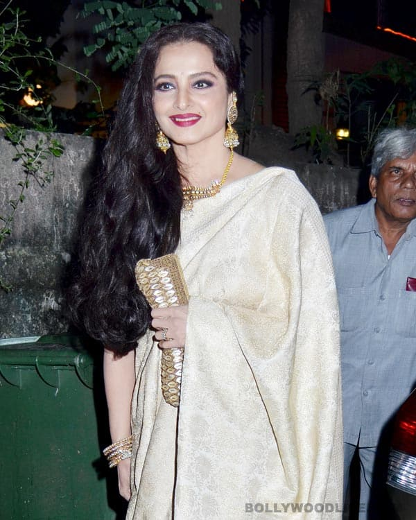 Rekha to work again with 'Umrao Jaan' filmmaker Muzaffar Ali?
