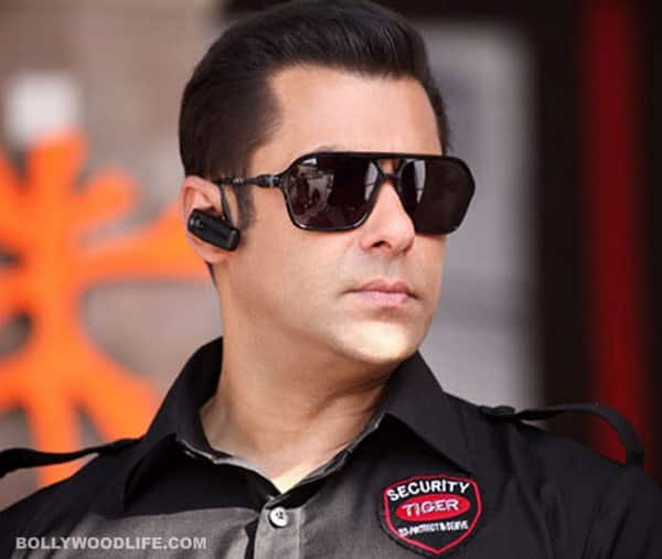 Salman Khan's 'Bodyguard' uniform: Best comment on Bollywoodl​ife