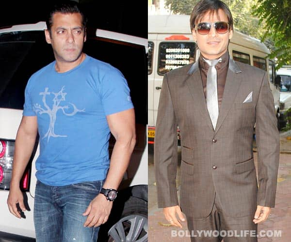 Vivek Oberoi bigger than Salman Khan!