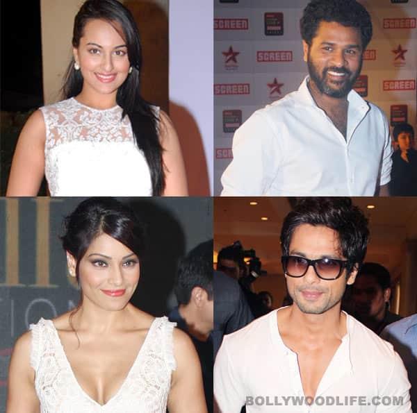 IIFA 2012: Shahid Kapoor, Prabhu Deva, Sonakshi Sinha, Bipasha to shake a leg